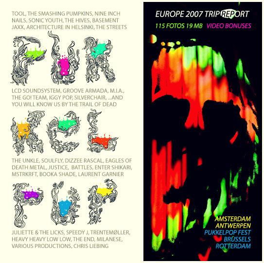 Europe 2007 Pukkelpop